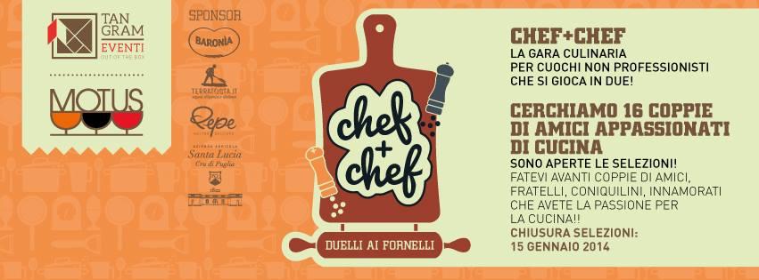 Chef+Chef | gara culinaria